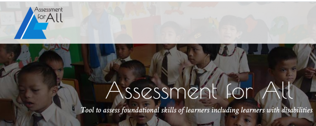 Assessment for All - AFA - India