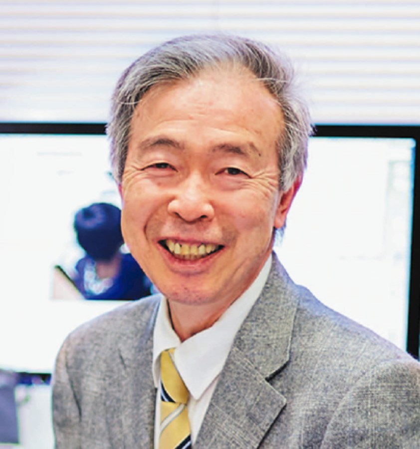 Dr. Shigeru Ikuta, Otsuma Women's University, Japan