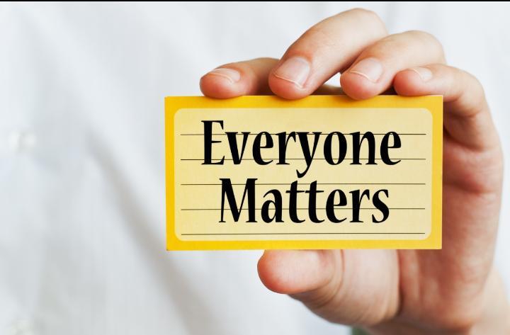 Everyone matters - image