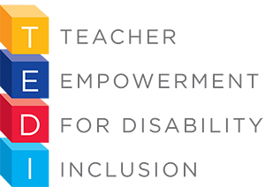 Teacher Empowerment for Disability Inclusion